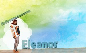 Eleanor Wallpaper by Krizteeanity