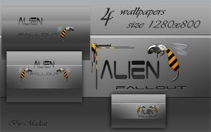 Alien Fallout walls by coolcat21