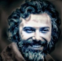 Hommage Georges Moustaki by Yaazzooo