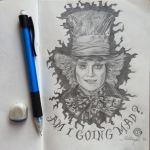Madhatter by doodlingsketch