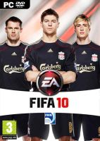 FIFA 10 LiverpoolFC Poster by Eralash