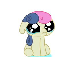 crying bonbon by Keanno
