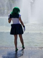 Sailor Neptune- A Dip by Ryoko-and-Yami