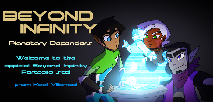 Beyond Infinity Site Published! by RRproAni