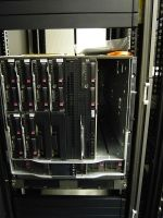 Installing Server Blades by dull-stock