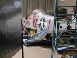 p51 big Beautiful doll  hiding at the back by Sceptre63