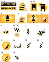 BeeSpoke Logo Design Phase 1 by ACampion