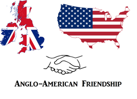 Anglo American Friendship by Duke-Nidhoggr