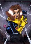 Kitty Pryde PSC by Foreman by chris-foreman
