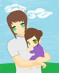 Greece and Baby!Icaria by Angel999FTW-2002