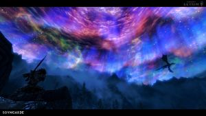 Skyrim - Sovngarde by The-5