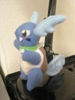 Wartortle Plush by Vulpes-Canis