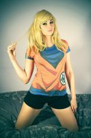 Just Saiyan - Kayla Erin by KaylaErinOfficial