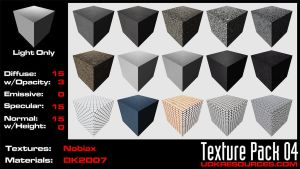 UDK Texture Pack 04 by DK2007