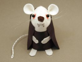Vladimir the Vampire Mouse by The-House-of-Mouse