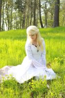 elvish summer princess by Liancary-Stock