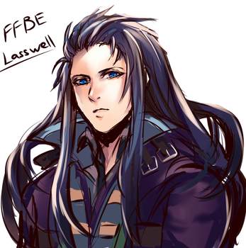Doodle-Lasswell by YitJulia