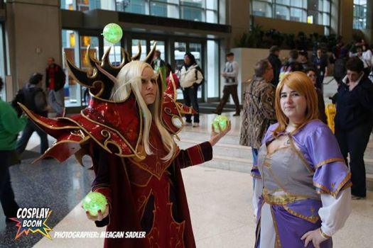 Emerald City Comicon 2014 by PackOfChessyCats