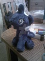 Little Sitting Luna by ravenlady13