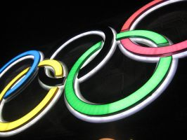 Olympic Rings by SlidingWingz