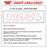 Shape Challenge Rules: 02-01-12 by 2Ajoe