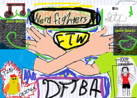 Nerdfighters Pic by Suskygirl