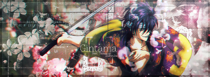 GINTAMA feat. Takasugi Shinsuke by XanxusVariaBoss