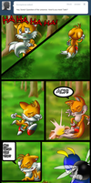 Ask the Classics: 2 by flashthewolf