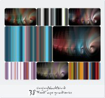 38 Food Apo Gradients by barefootphotos