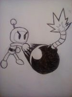 Bomberman by PKstarship