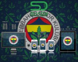 FenerBahce Wallpaper Pack by shady06
