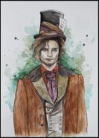 The Mad Hatter by SallyGipsyPunk