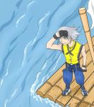 Riku on a Raft by Junoro
