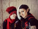 D. Gray-Man - Friends 'Till the End by KidOfSymmetry