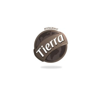 Tierra Restaurant logo by Timboo