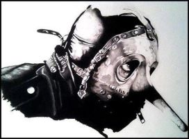 Chris Fehn by BlackhawksWin76