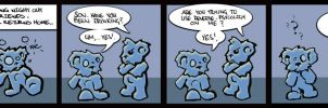 Bears and Reverse Psychology by j-m-s