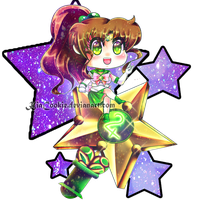 Twinkle Sailor Jupiter by KiaCookie