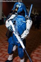 Anime Boston 2015 - Legion by VideoGameStupid
