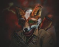 Star Fox by Reillyington86
