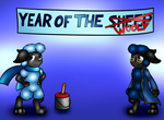 The Year of the Wooly! by Ryusuta