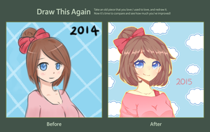 [Draw this again!] Crayons by pastyllia