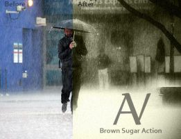Brown Sugar Action by AnthonyVyner