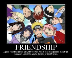 Naruto Friendship Wisdom by Hitokiri-Battosai318