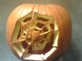 Carving Spiders by xcoregummie