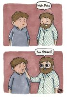 On the topic of Beards... by christy-mac