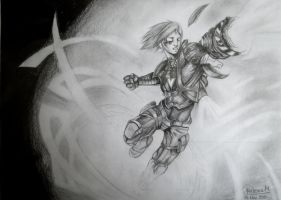 Pulsefire Ezreal League of Legends by Friday70