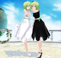 Tda One Piece GUMI - Download by SapphireRose-chan
