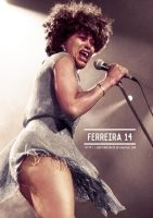 Tina Turner from b e w to colour by JoseFerreira14