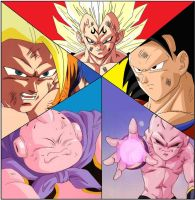 What If_Buu Saga by DBZ2010